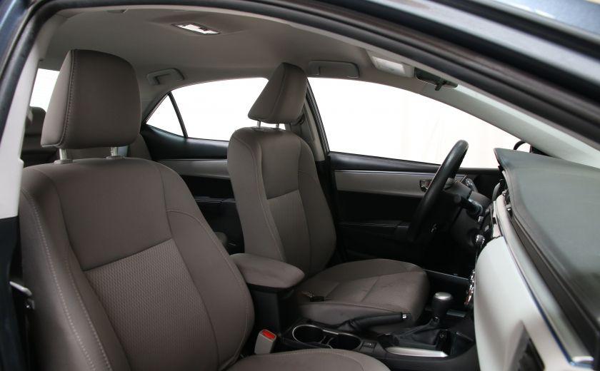 2015 Toyota Corolla LE #20