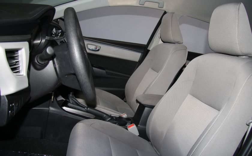 2015 Toyota Corolla LE AUTO A/C GR ELECT CAM.RECUL BLUETOOTH #9