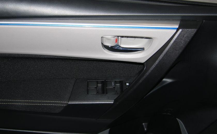 2015 Toyota Corolla LE AUTO A/C GR ELECT CAM.RECUL BLUETOOTH #10