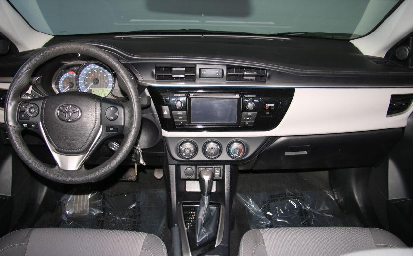 2015 Toyota Corolla LE AUTO A/C GR ELECT CAM.RECUL BLUETOOTH #11