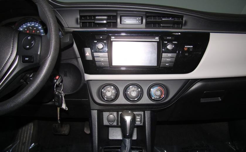 2015 Toyota Corolla LE AUTO A/C GR ELECT CAM.RECUL BLUETOOTH #14