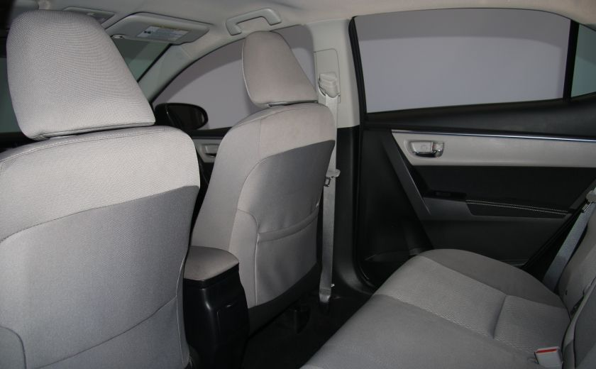 2015 Toyota Corolla LE AUTO A/C GR ELECT CAM.RECUL BLUETOOTH #17