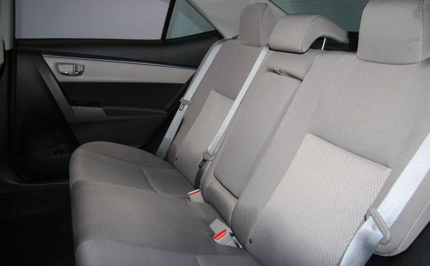 2015 Toyota Corolla LE AUTO A/C GR ELECT CAM.RECUL BLUETOOTH #18