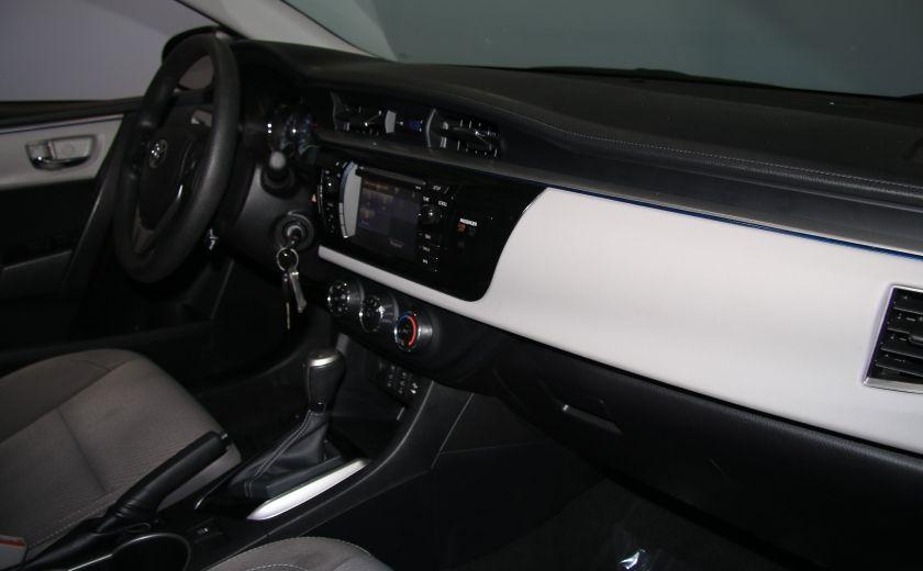 2015 Toyota Corolla LE AUTO A/C GR ELECT CAM.RECUL BLUETOOTH #21