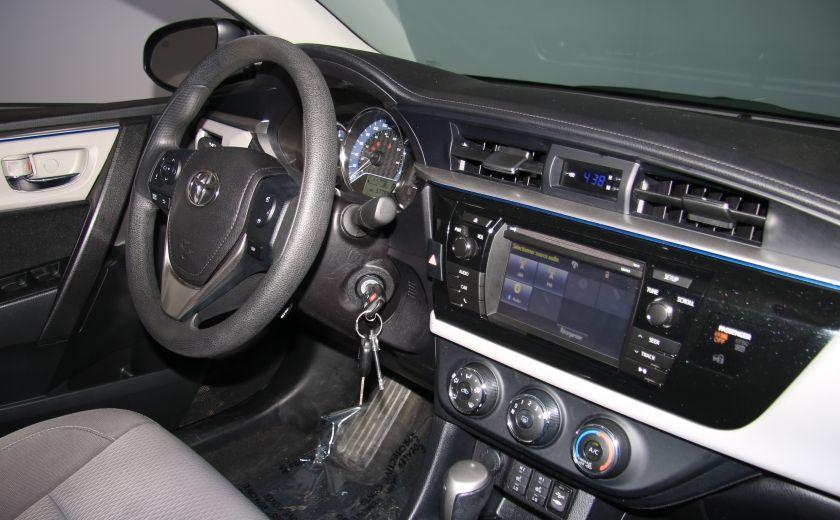 2015 Toyota Corolla LE AUTO A/C GR ELECT CAM.RECUL BLUETOOTH #22