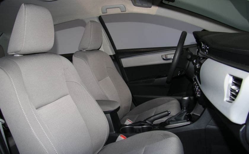 2015 Toyota Corolla LE AUTO A/C GR ELECT CAM.RECUL BLUETOOTH #23