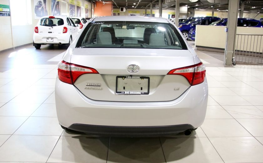 2015 Toyota Corolla LE AUTO A/C BLUETOOTH CAMERA RECUL #5
