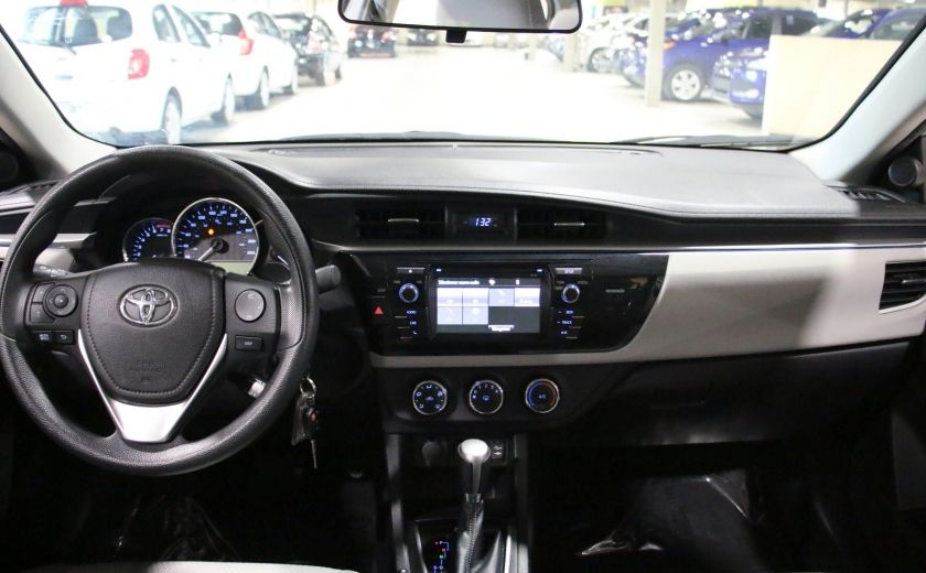 2015 Toyota Corolla LE AUTO A/C BLUETOOTH CAMERA RECUL #11