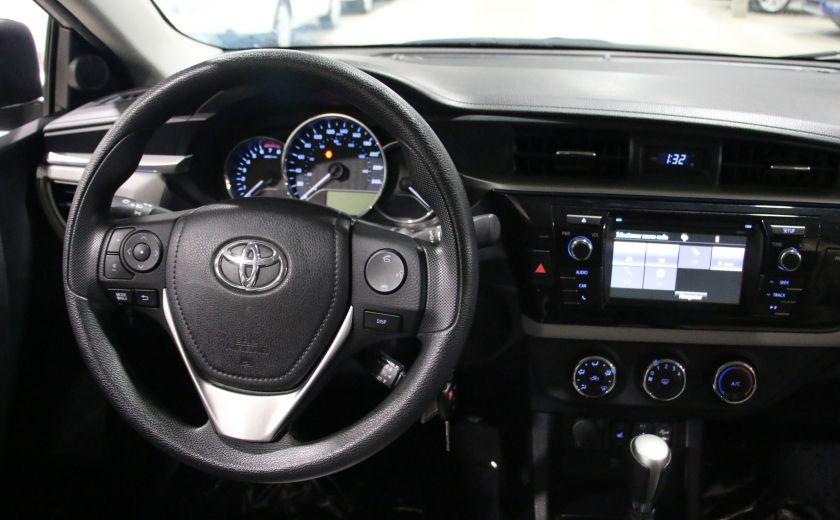 2015 Toyota Corolla LE AUTO A/C BLUETOOTH CAMERA RECUL #12