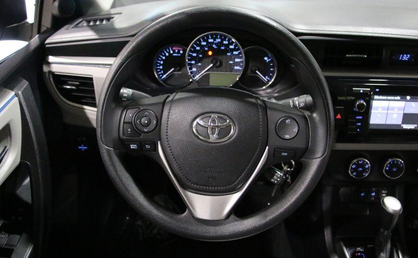 2015 Toyota Corolla LE AUTO A/C BLUETOOTH CAMERA RECUL #13