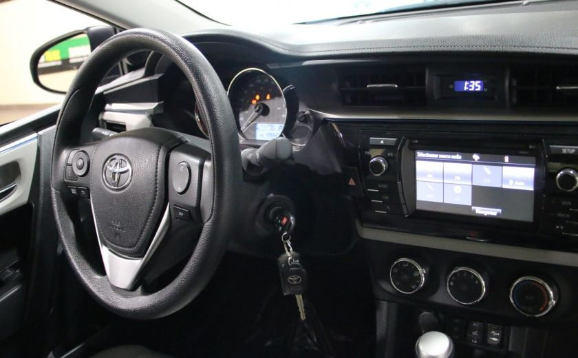 2015 Toyota Corolla LE AUTO A/C BLUETOOTH CAMERA RECUL #24