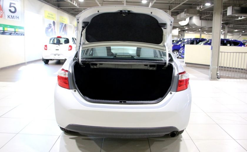 2015 Toyota Corolla LE AUTO A/C BLUETOOTH CAMERA RECUL #27