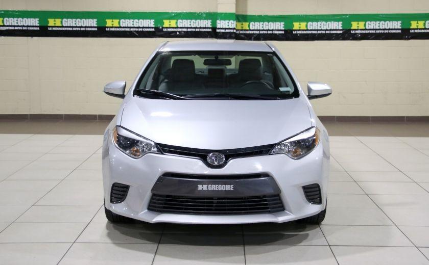 2015 Toyota Corolla LE AUTO A/C BLUETOOTH CAMERA RECUL #1