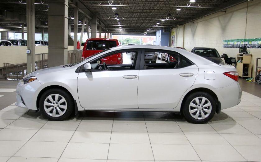 2015 Toyota Corolla LE AUTO A/C BLUETOOTH CAMERA RECUL #3