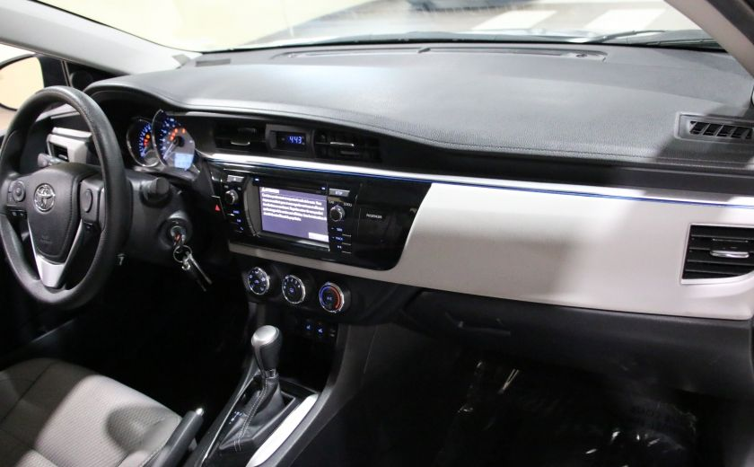 2015 Toyota Corolla LE AUTO A/C BLUETOOTH CAMERA RECUL #22