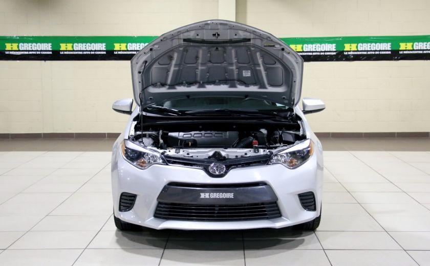 2015 Toyota Corolla LE AUTO A/C BLUETOOTH CAMERA RECUL #25