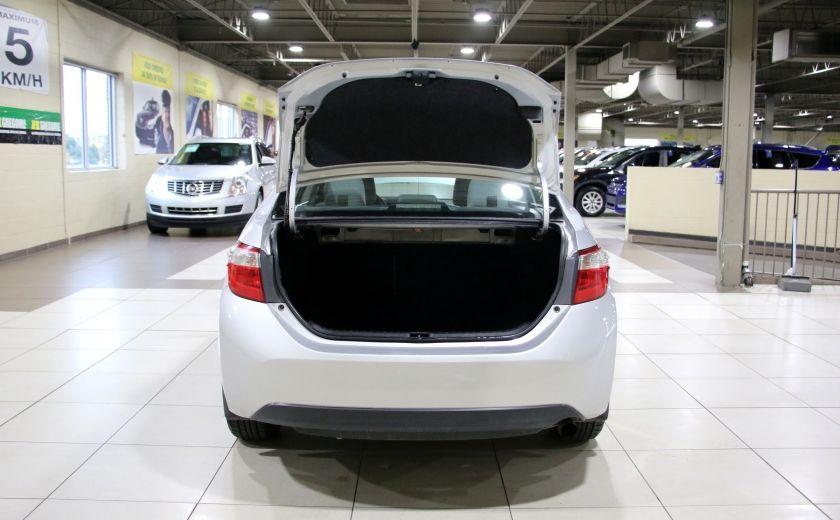 2015 Toyota Corolla LE AUTO A/C BLUETOOTH CAMERA RECUL #26