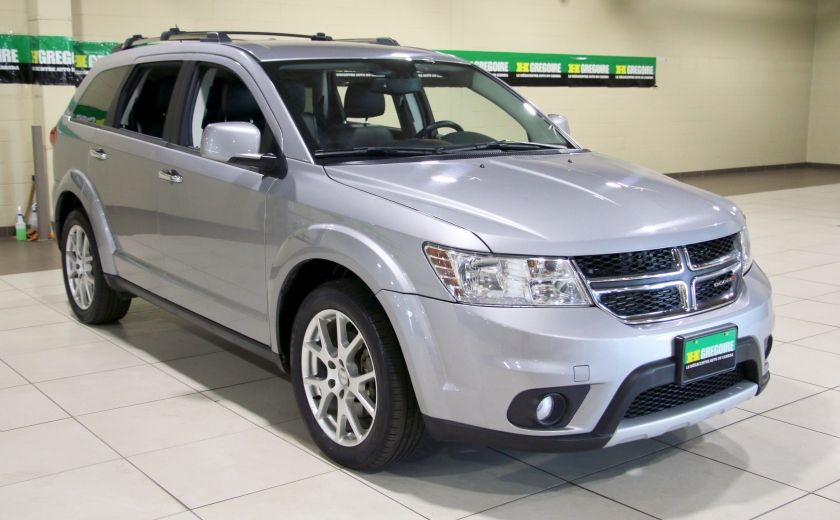 2015 Dodge Journey R/T AWD AUTO A/C CUIR MAGS 7 PASS #0