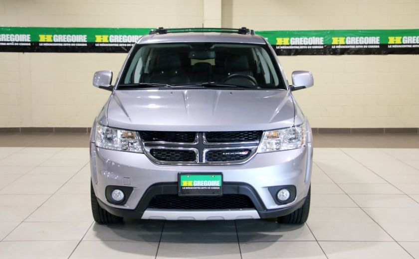 2015 Dodge Journey R/T AWD AUTO A/C CUIR MAGS 7 PASS #1