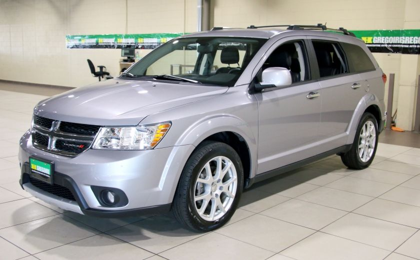 2015 Dodge Journey R/T AWD AUTO A/C CUIR MAGS 7 PASS #2