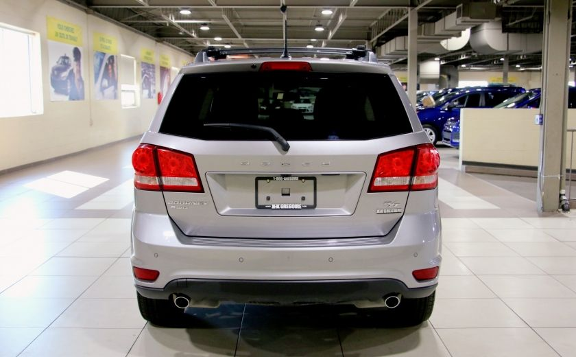 2015 Dodge Journey R/T AWD AUTO A/C CUIR MAGS 7 PASS #5