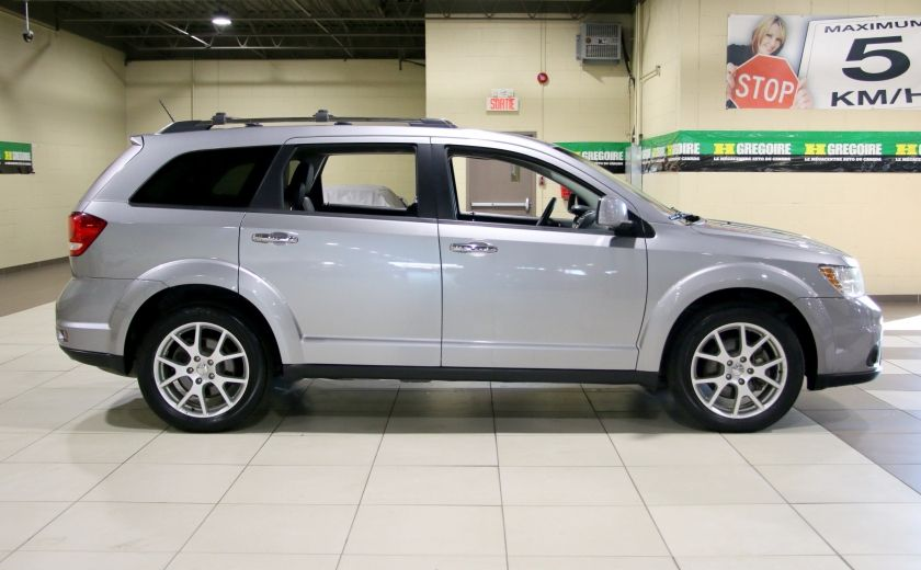 2015 Dodge Journey R/T AWD AUTO A/C CUIR MAGS 7 PASS #7