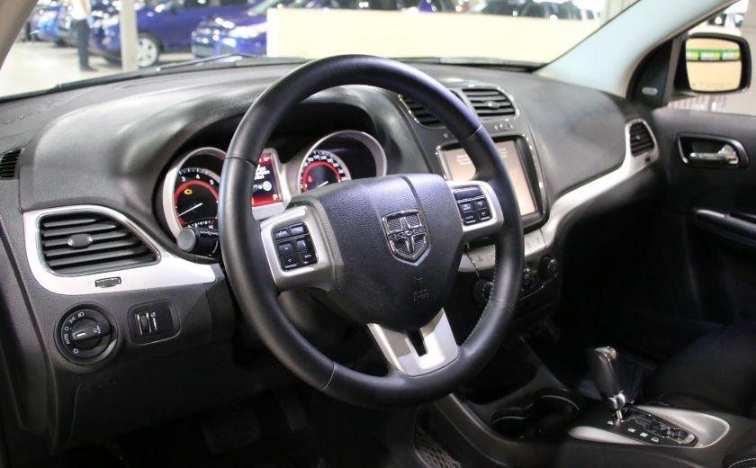 2015 Dodge Journey R/T AWD AUTO A/C CUIR MAGS 7 PASS #8
