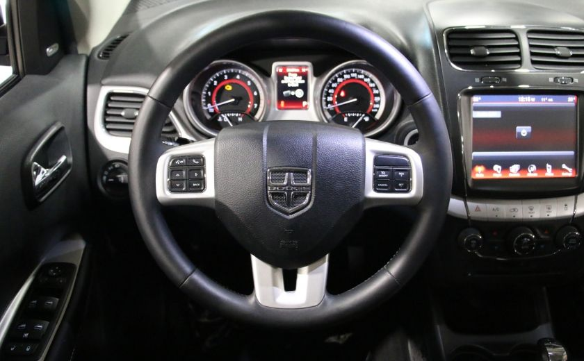 2015 Dodge Journey R/T AWD AUTO A/C CUIR MAGS 7 PASS #14