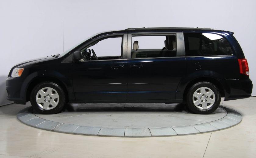 2011 Dodge GR Caravan SE STOW'N GO  AUTO A/C GR ELECT #3