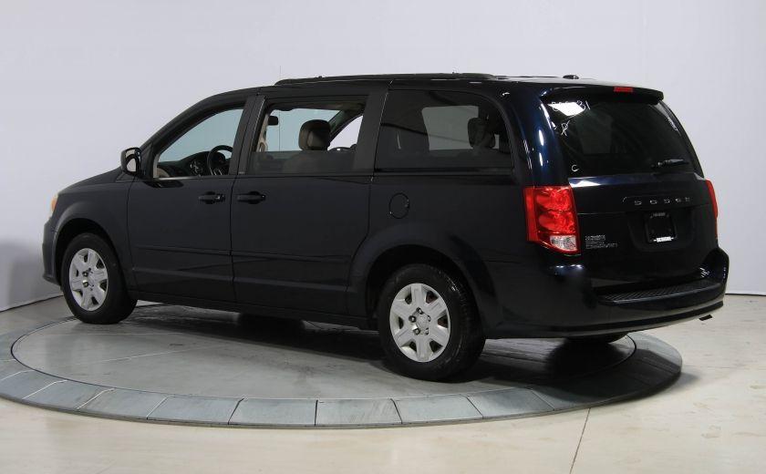 2011 Dodge GR Caravan SE STOW'N GO  AUTO A/C GR ELECT #4