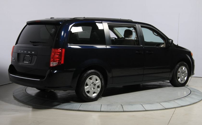 2011 Dodge GR Caravan SE STOW'N GO  AUTO A/C GR ELECT #6