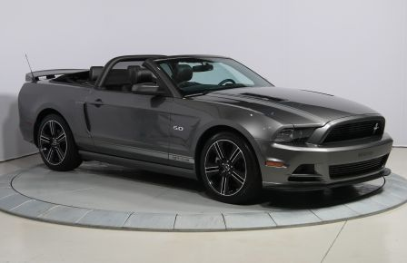 2014 Ford Mustang CONVERTIBLE GT CALIFORNIA SPECIAL in Sherbrooke