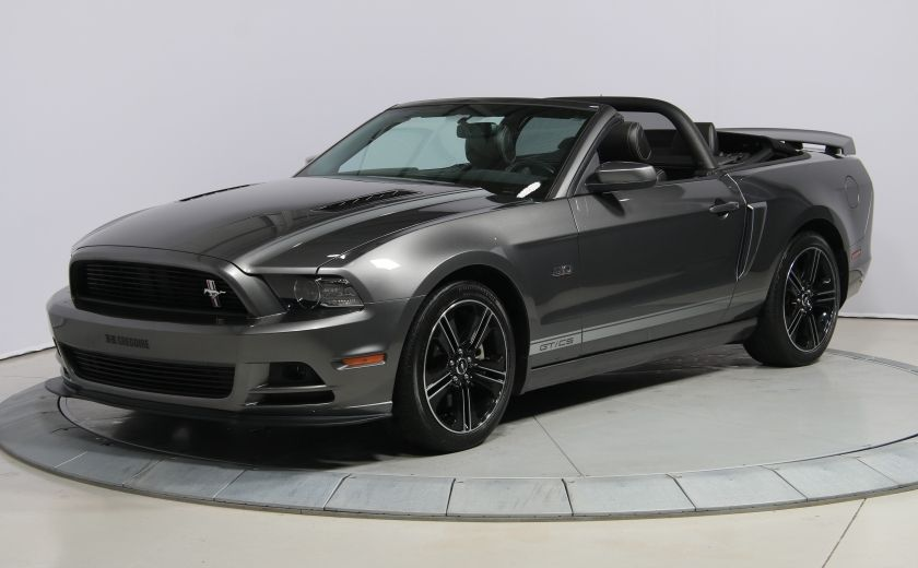 2014 Ford Mustang CONVERTIBLE GT CALIFORNIA SPECIAL #2