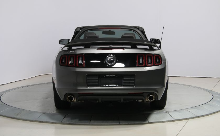 2014 Ford Mustang CONVERTIBLE GT CALIFORNIA SPECIAL #5