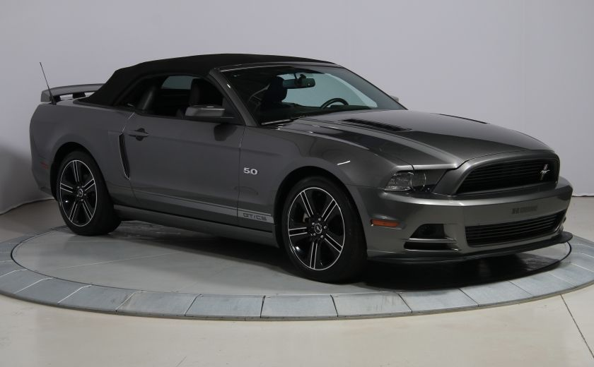 2014 Ford Mustang CONVERTIBLE GT CALIFORNIA SPECIAL #8