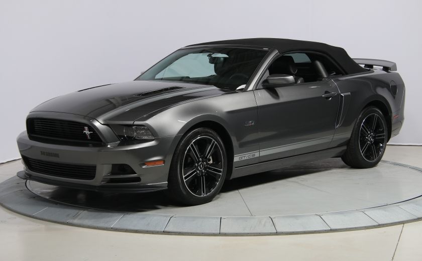 2014 Ford Mustang CONVERTIBLE GT CALIFORNIA SPECIAL #9