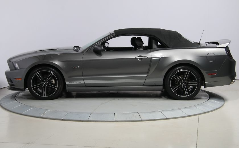 2014 Ford Mustang CONVERTIBLE GT CALIFORNIA SPECIAL #10