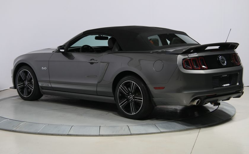 2014 Ford Mustang CONVERTIBLE GT CALIFORNIA SPECIAL #11