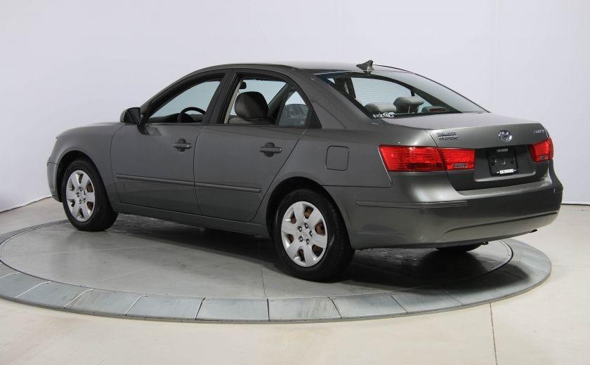 2010 Hyundai Sonata GL AUTO A/C GR ELECT #4