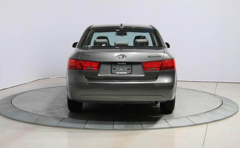 2010 Hyundai Sonata GL AUTO A/C GR ELECT #5