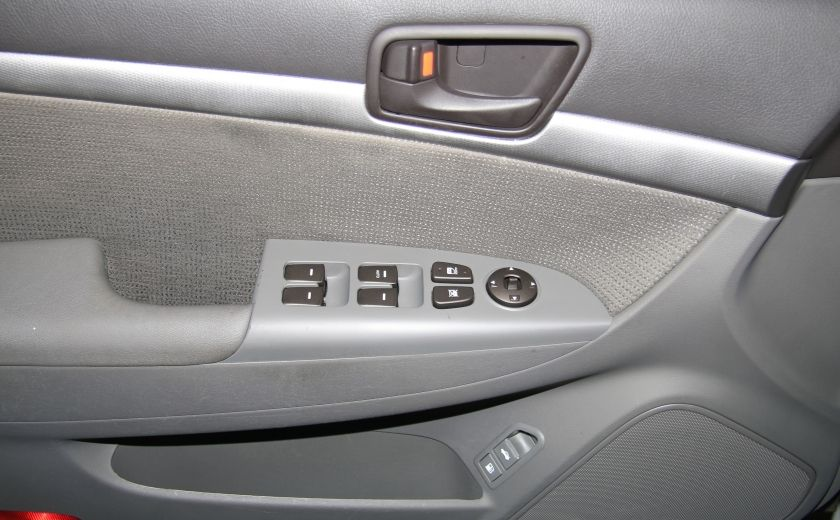 2010 Hyundai Sonata GL AUTO A/C GR ELECT #10