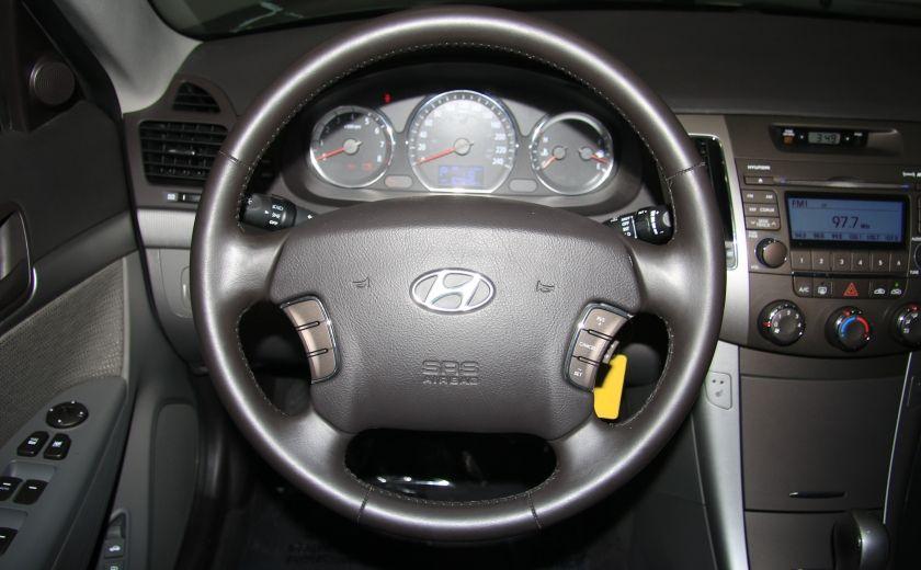 2010 Hyundai Sonata GL AUTO A/C GR ELECT #13