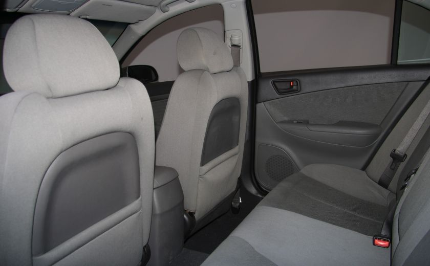 2010 Hyundai Sonata GL AUTO A/C GR ELECT #16