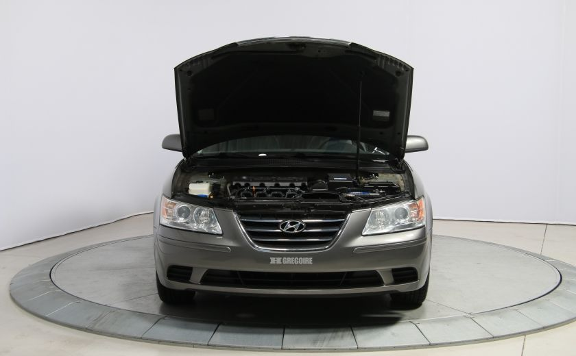2010 Hyundai Sonata GL AUTO A/C GR ELECT #24