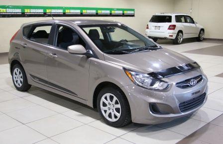 2014 Hyundai Accent GL à Terrebonne