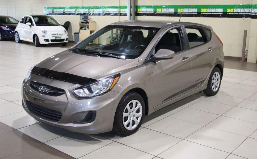 2014 Hyundai Accent GL #2