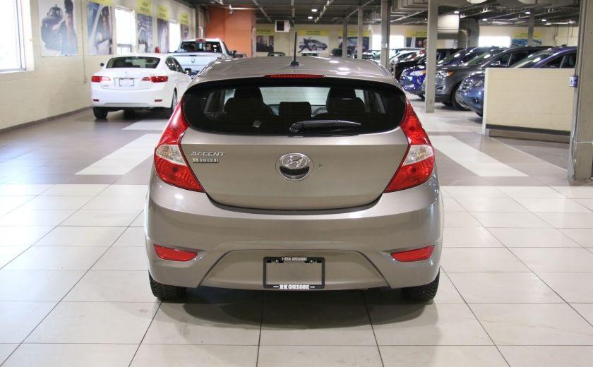 2014 Hyundai Accent GL #5