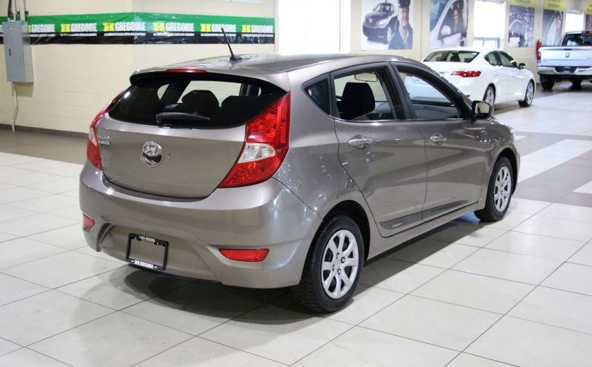 2014 Hyundai Accent GL #6