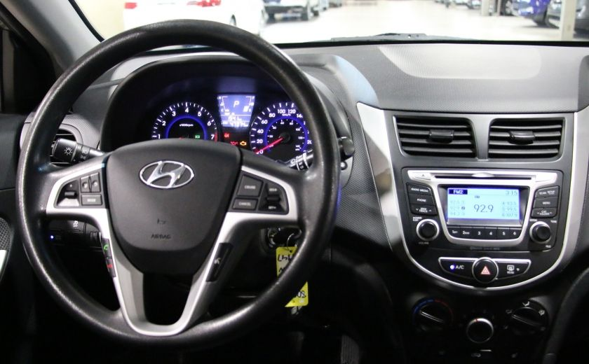 2014 Hyundai Accent GL #12