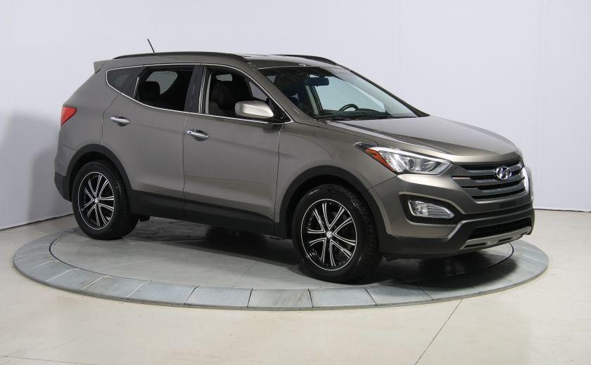 2013 Hyundai Santa Fe Premium AWD 2.0 TURBO #0